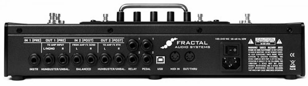 Fractal FX8 ancora più potente con la MKII
