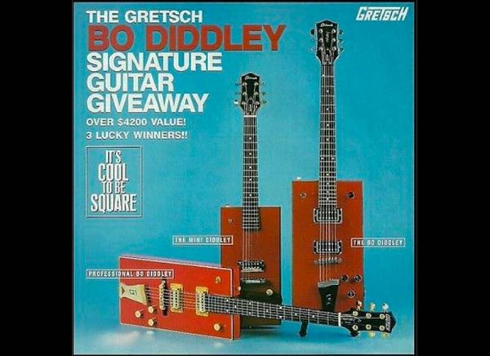 Bo Diddley G6138: la Gretsch che ha ribaltato le regole