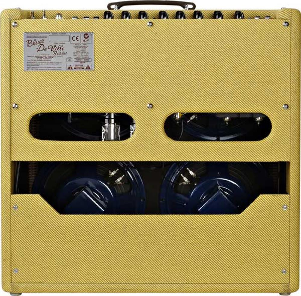 Orientarsi nella famiglia Fender Hot Rod e Blues tra Deluxe e Deville
