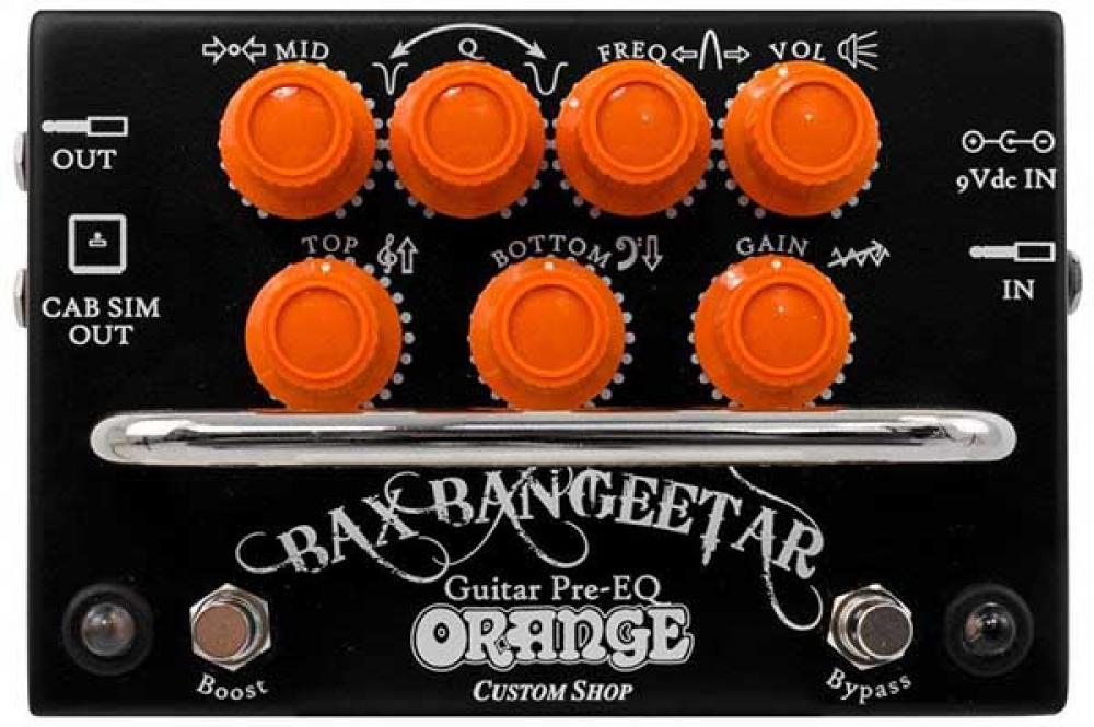 Orange Bax Bangeetar all'opera