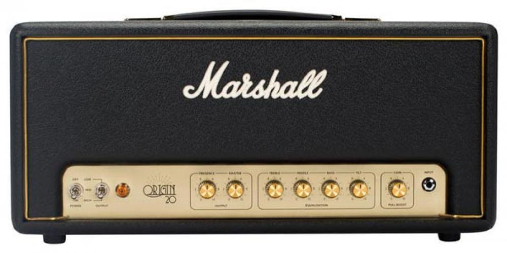 Marshall Origin 20H: prime impressioni