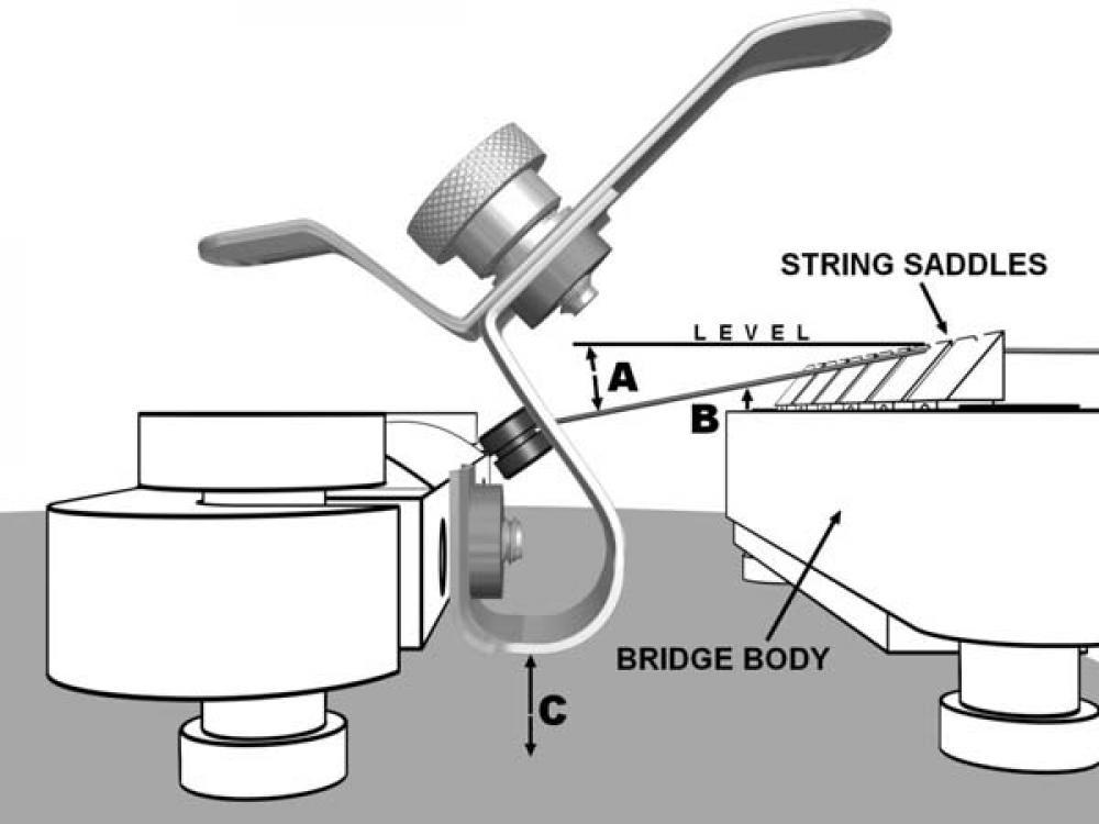 Pitch Pilot è il bender individuale per le corde