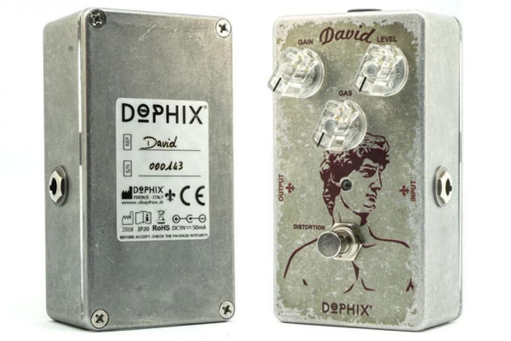 Il suono nasce da non più di tre pedali: Dophix si racconta