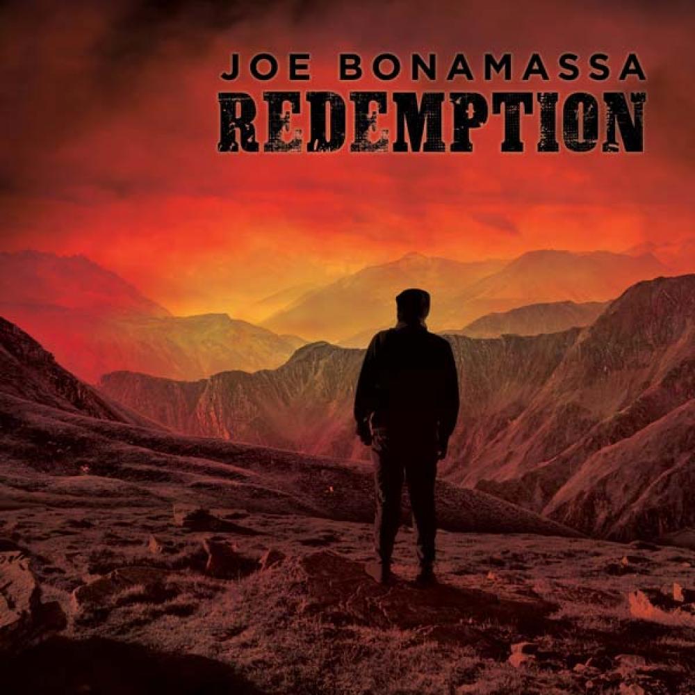 Ascolta Redemption, il nuovo singolo di Joe Bonamassa