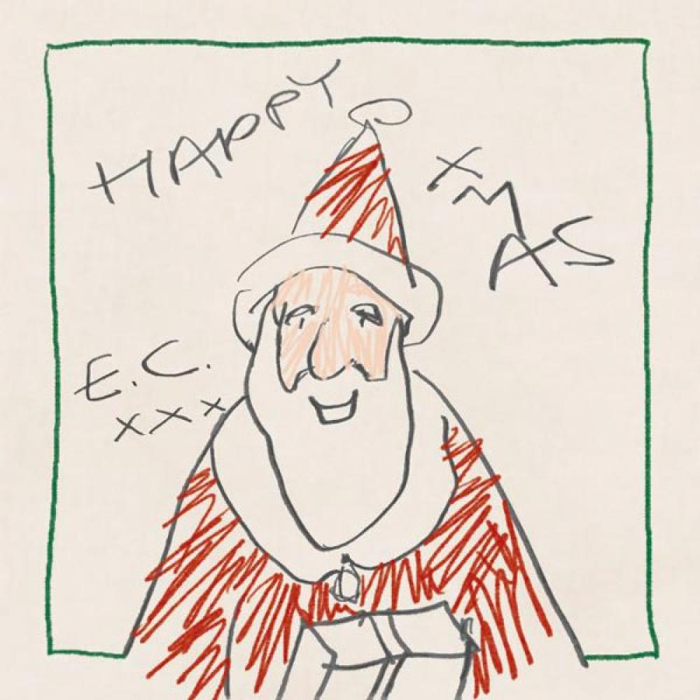 Ascolta White Christmas in blues da Eric Clapton