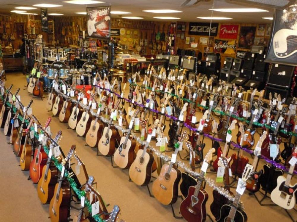 Guitar Center potrebbe evitare il baratro