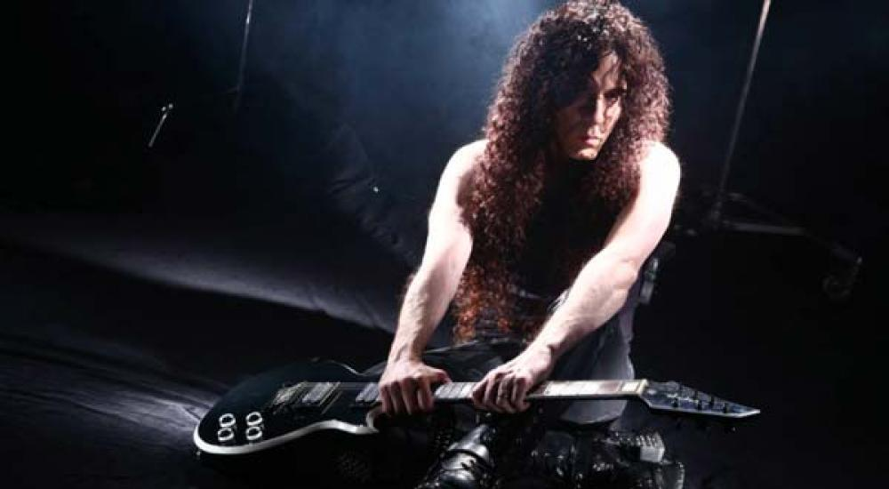 In vendita gli strumenti di Marty Friedman con i Megadeth