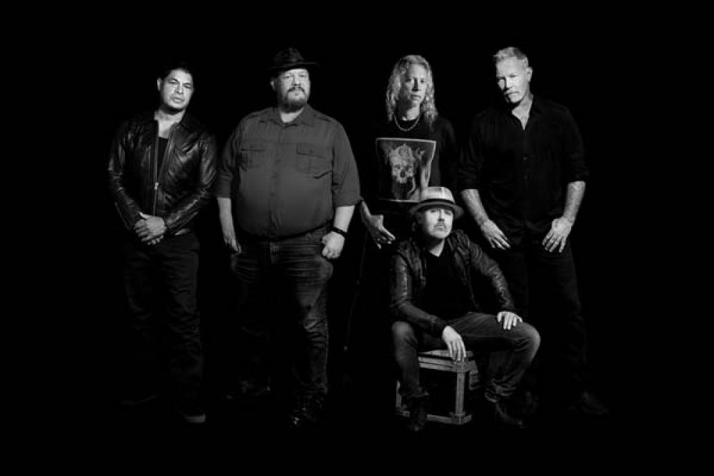Blackened: il whiskey maturato a suon di Metallica