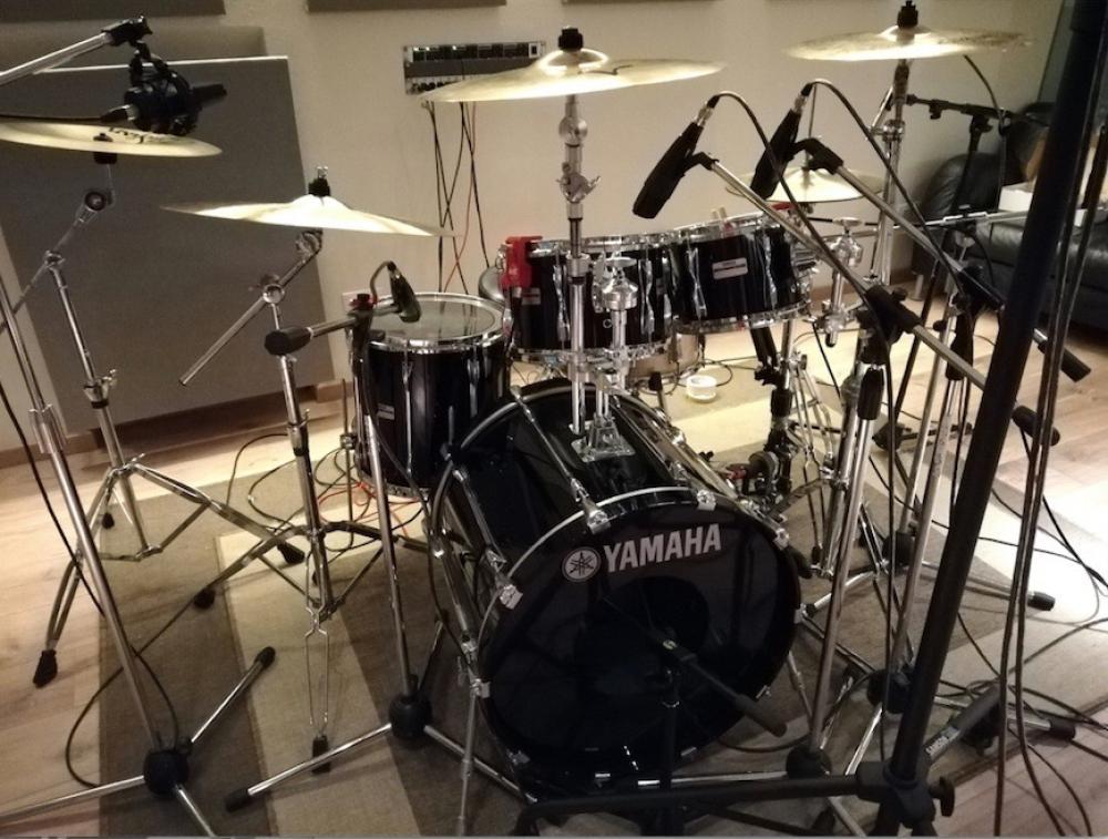 Un batterista infaticabile