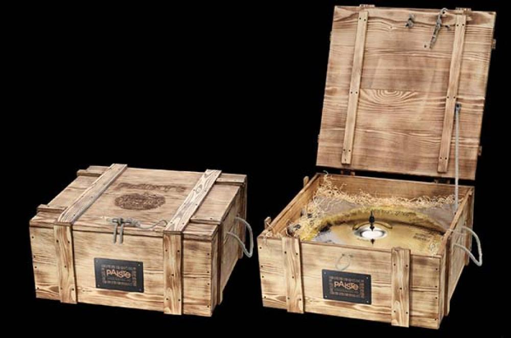 Paiste Treasures: i tesori di Nicko McBrain al Namm