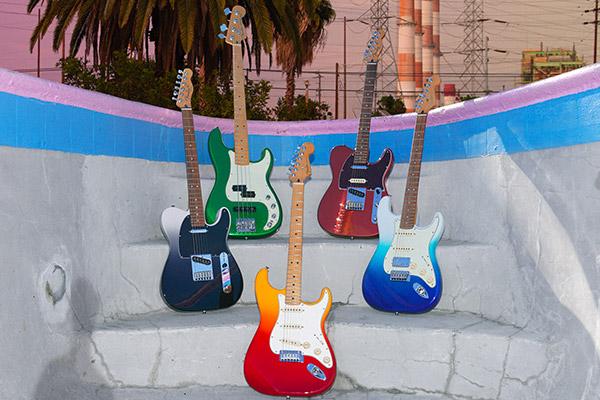 Fender svela le Player Plus: le testiamo in anteprima