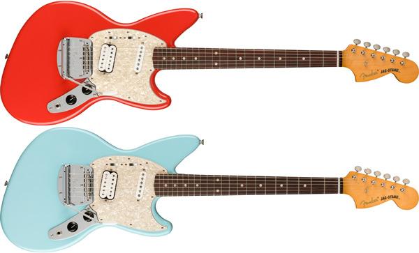 La Fender Jag-Stang è tornata
