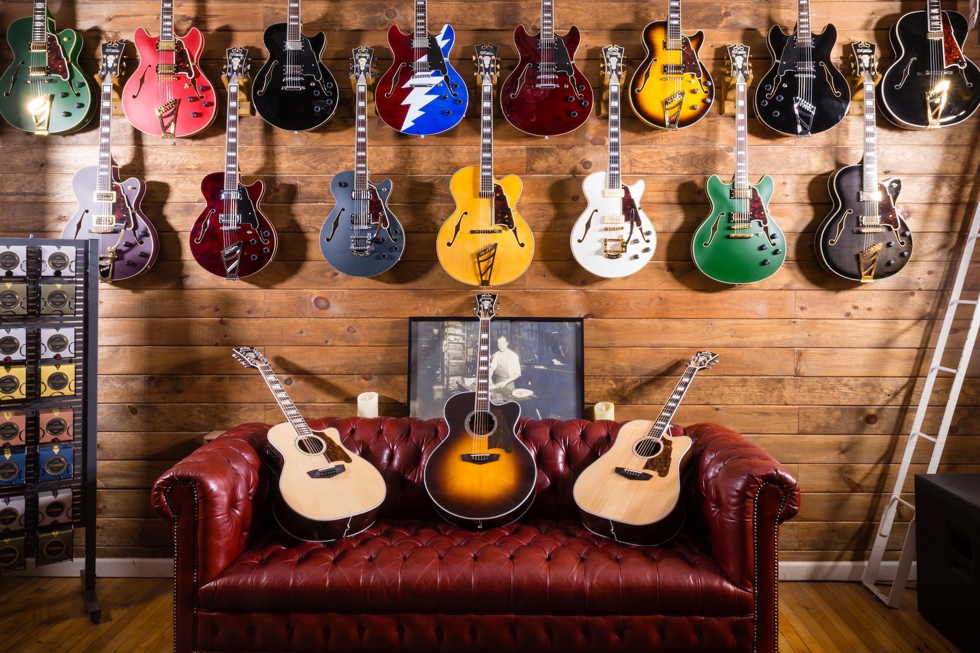 Amare la chitarra anche senza suonarla si può