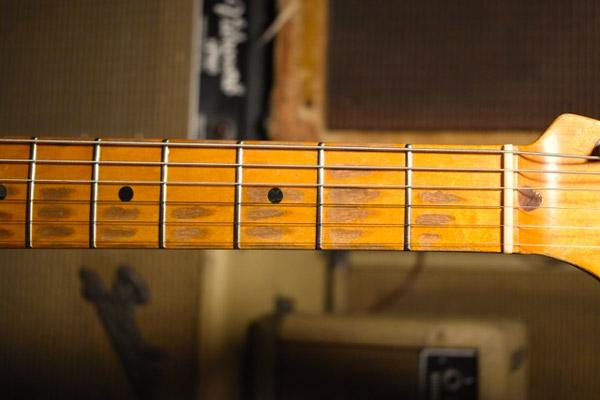 Fender Stratocaster #0689 dell'agosto 1954: il restauro ToneTeam
