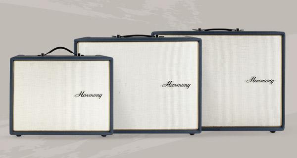 Versatilità vintage nei valvolari Harmony Series 6