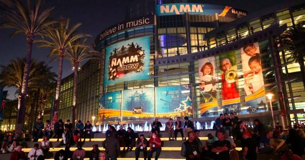 Il NAMM Show 2022 ci sarà, ma non sarà Winter