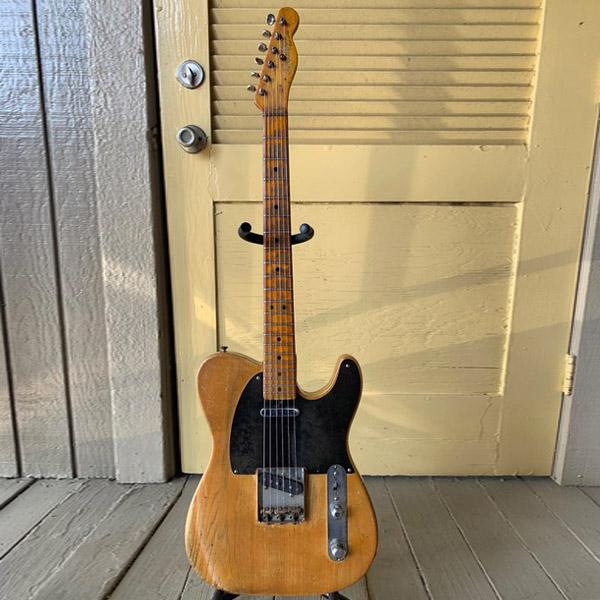 Fender Stratocaster #0018 del 1954: il restauro ToneTeam