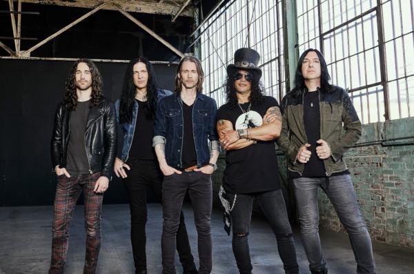 Gibson diventa un'etichetta discografica: il primo album sarà di Slash