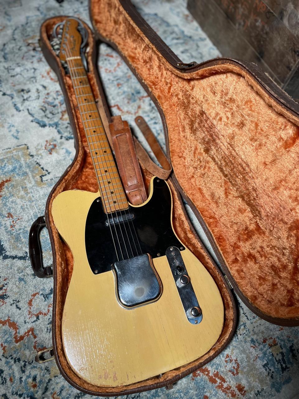 Fender Broadcaster #0207 del 1950: alle origini del mito