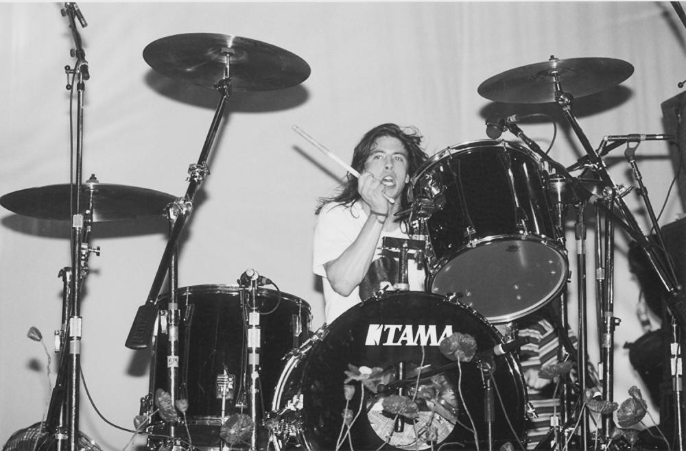I grandi batteristi dell'epoca Grunge