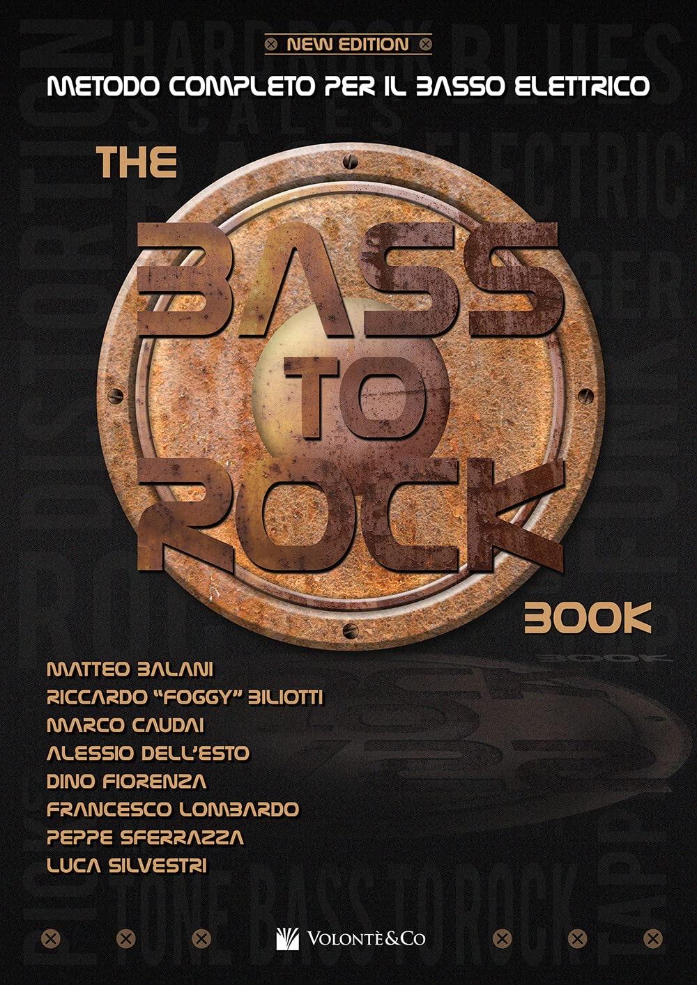 """The Bass To Rock Book"": approccio versatile al rock"