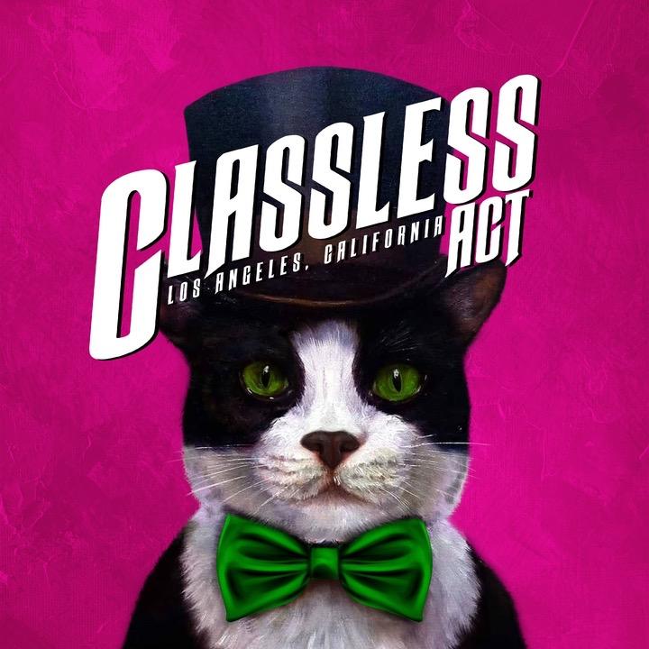 Classless Act: glam rock onesto e divertente