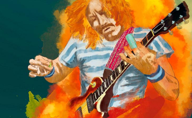 Fuoco e fiamme: tra chitarre, incendi e rapimenti torna Riccardo Bemporad