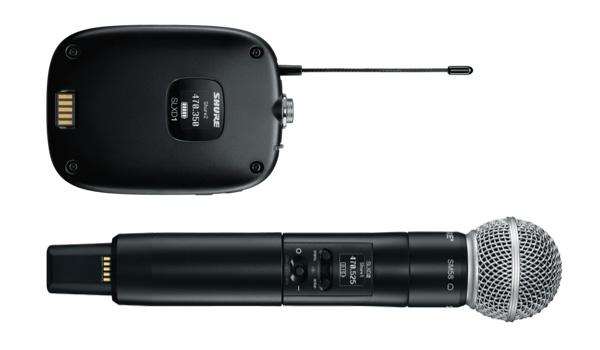 Shure SLXD: rice-trasmettitore wireless spiegato facile