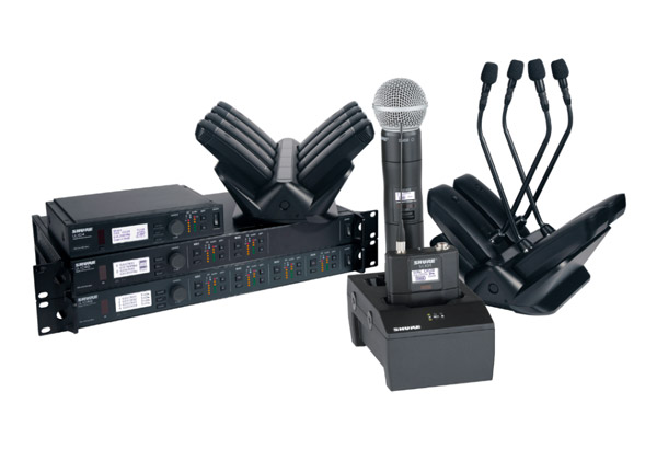 Shure rottama i tuoi vecchi microfoni wireless: come avere lo sconto
