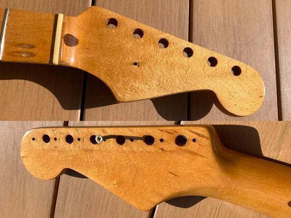 Fender Stratocaster #30817 del 1958: il restauro ToneTeam