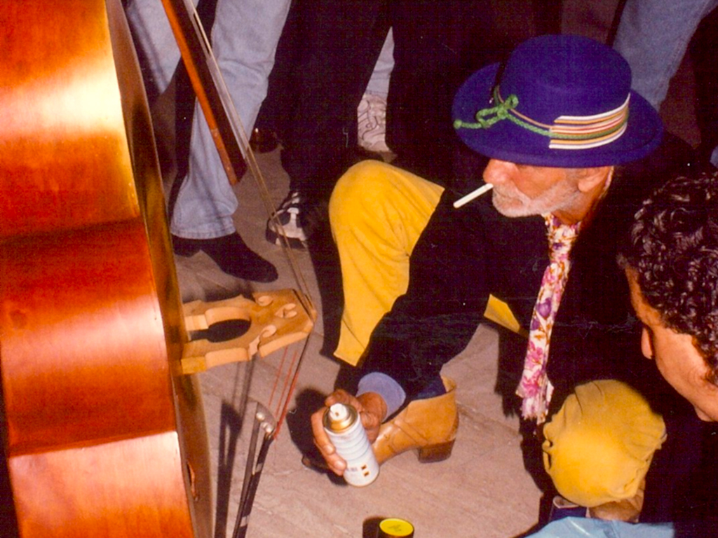 Le chitarre di Wandré tornano a SHG Music Show tanti anni dopo