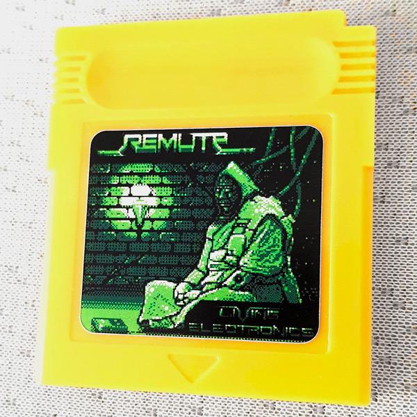 Living Electronics: un album che si ascolta solo su Game Boy?!