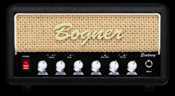 Il Bogner Ecstasy diventa un Mini Amp