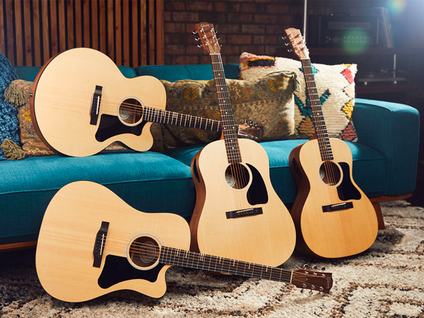 Gibson Generation: l'entry level acustico USA con Player Port