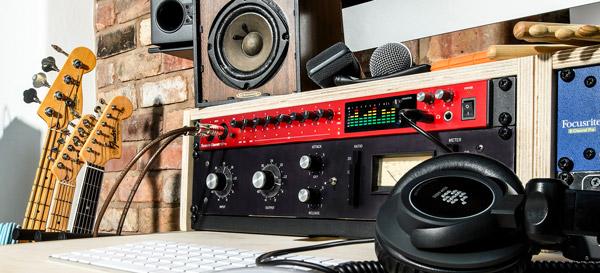 Focusrite Clarett+: interfacce audio di qualità per tutti i gusti