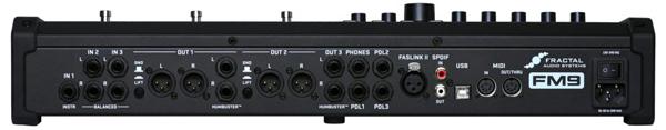 FM9 è la pedalboard più potente mai prodotta da Fractal