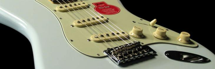 Stratocaster Classic Player '60