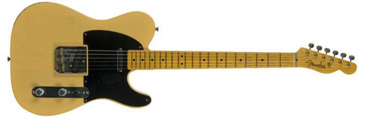 Fender 51 Nocaster: la macchina del tempo
