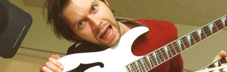 Triadi alla Paul Gilbert