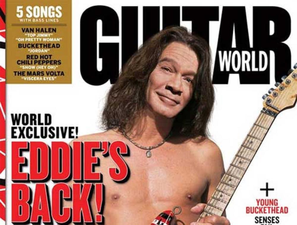 I cinquanta migliori chitarristi al mondo, o forse no