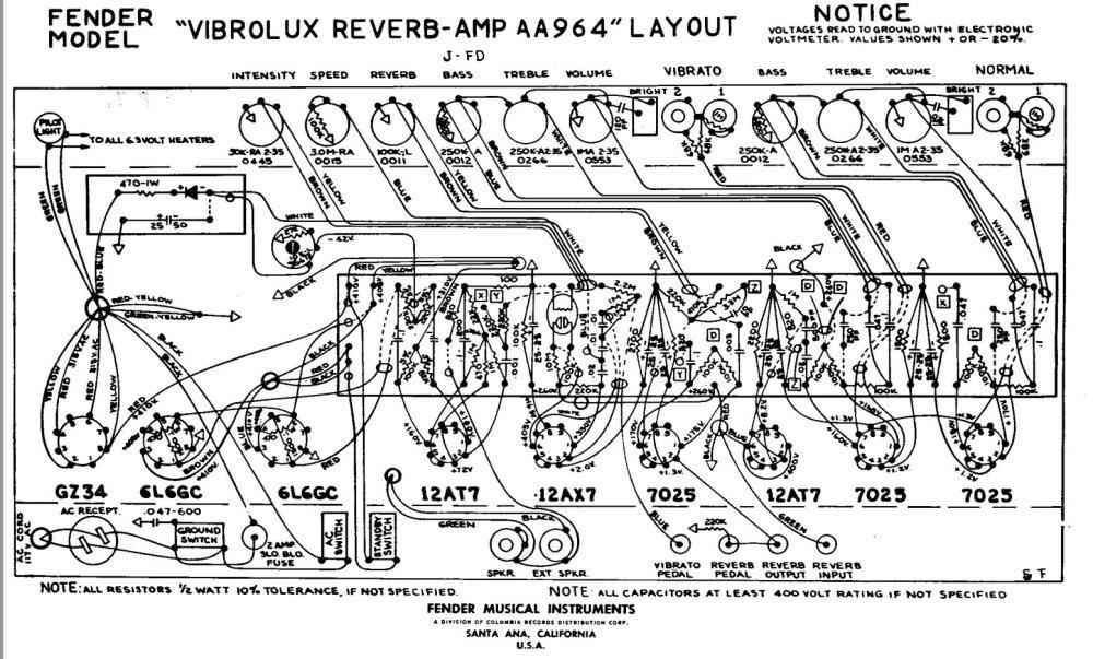 L'amplificatore di riferimento
