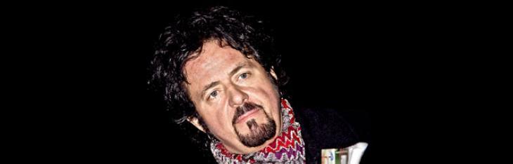 Steve Lukather intervistato a SHG 35