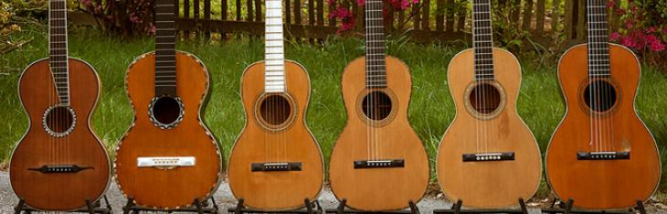 Giudicare una chitarra acustica