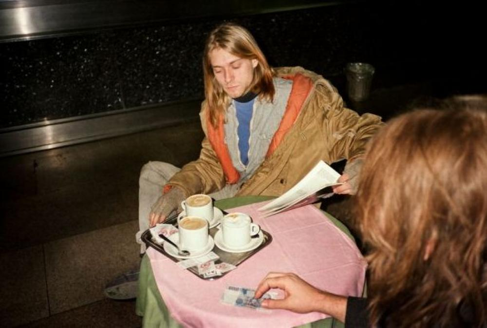 Quando Roma salvò il Grunge, Kurt Cobain e i Nirvana