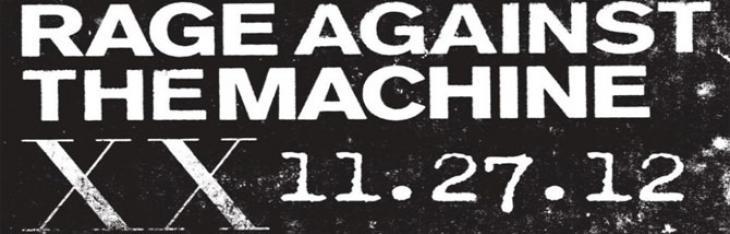 Rage Against the Machine: il ventennale