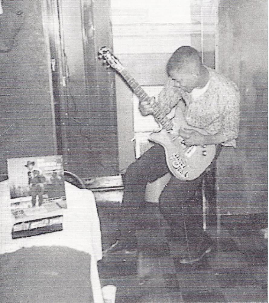 La strumentazione di Jimi Hendrix