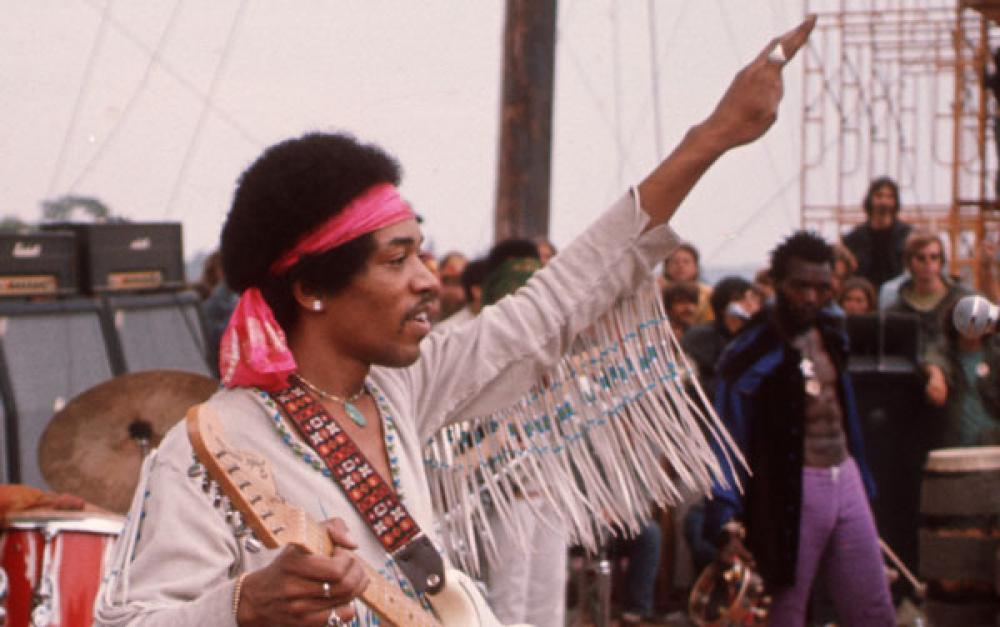 Jimi Hendrix: the boy from Seattle