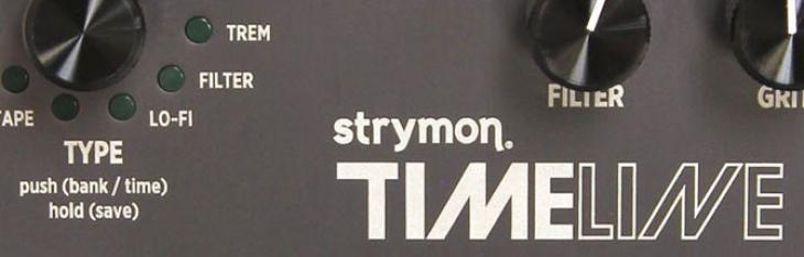 Timeline: il delay secondo Strymon