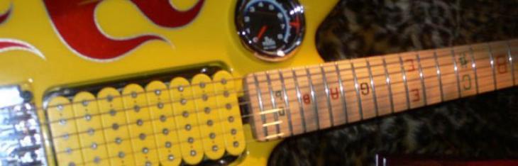 Tutti i suoni in una chitarra