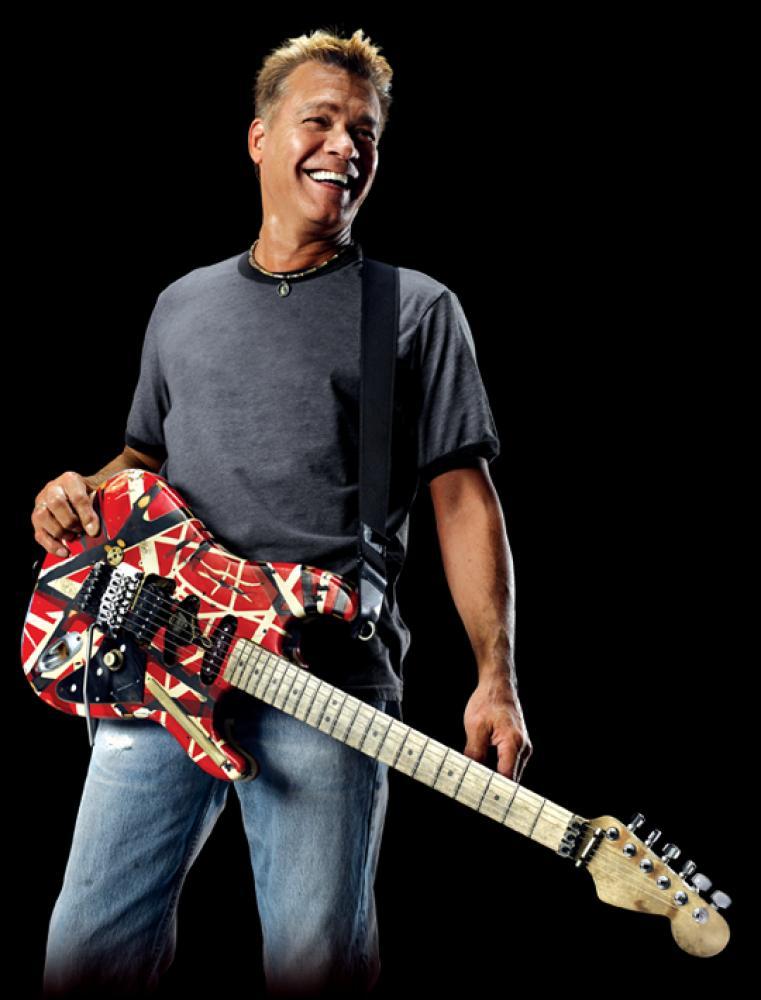 EVH Striped Series guitars